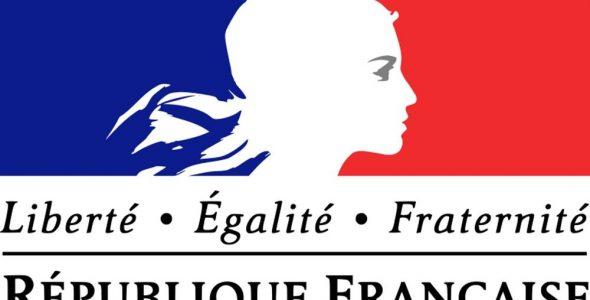 Drapeaux republique française