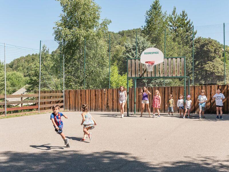 Terrain basket