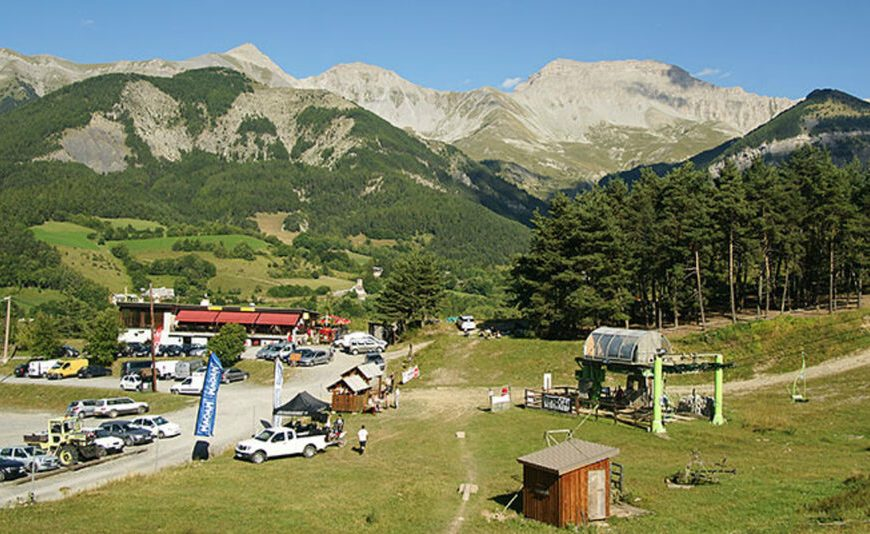 Aire Camping-car Grand-Puy
