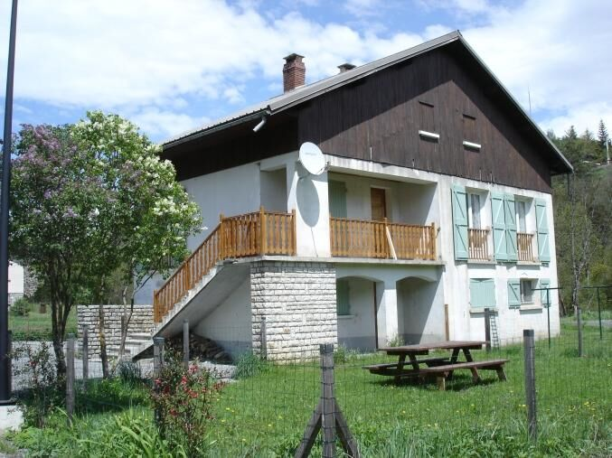 Maison forestière de Verdaches