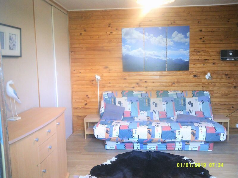 Appartement T3 dans maison avec terrasse couverte