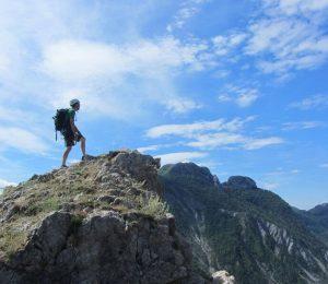 Accompagnateur en Montagne Clément Vieau