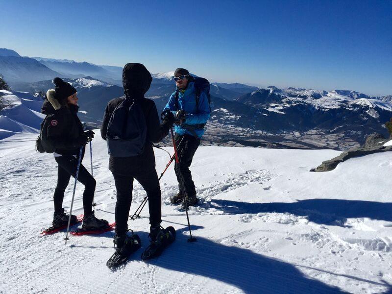Clément Vieau accompagnateur en montagne