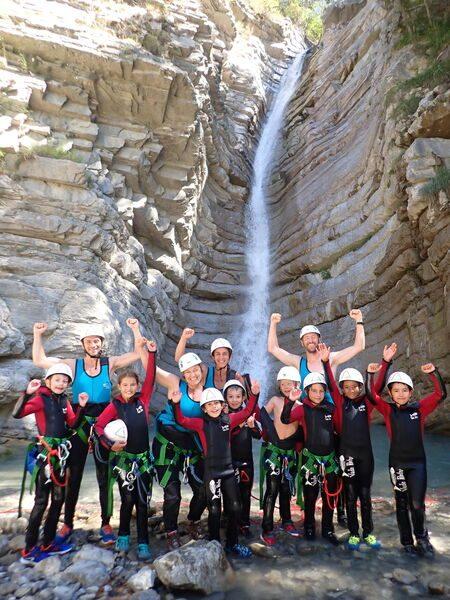 Etoile Rando canyoning